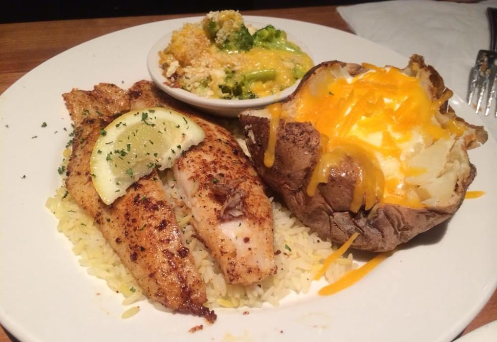 Cheddar's Scratch Chicken