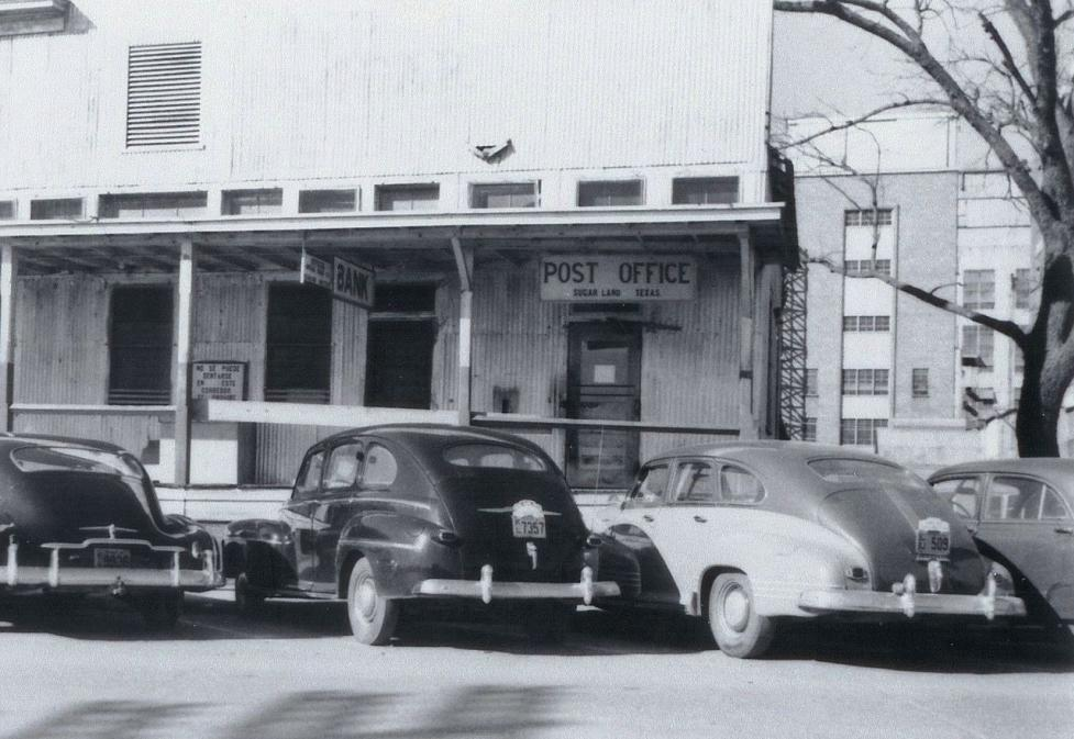 Sugar Land Post Office - 1951