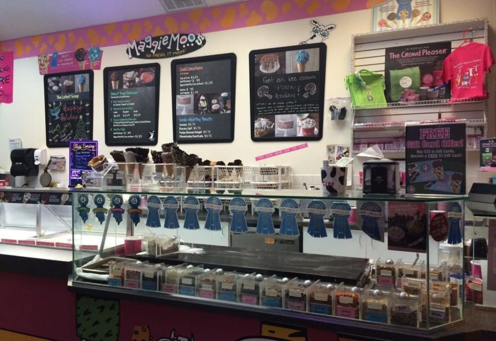 Maggie Moo's Ice Cream and Treatery