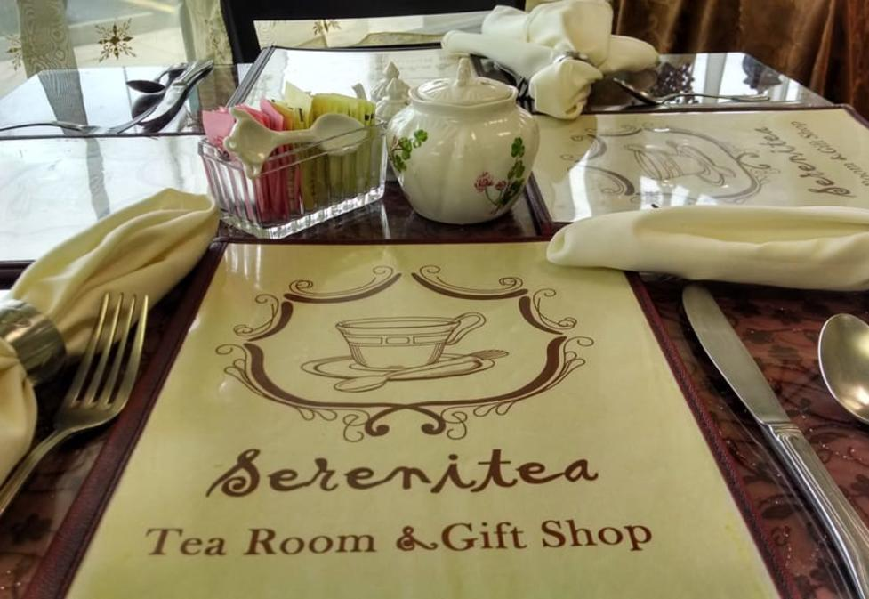 Serenitea Tea Room & Gift Shop