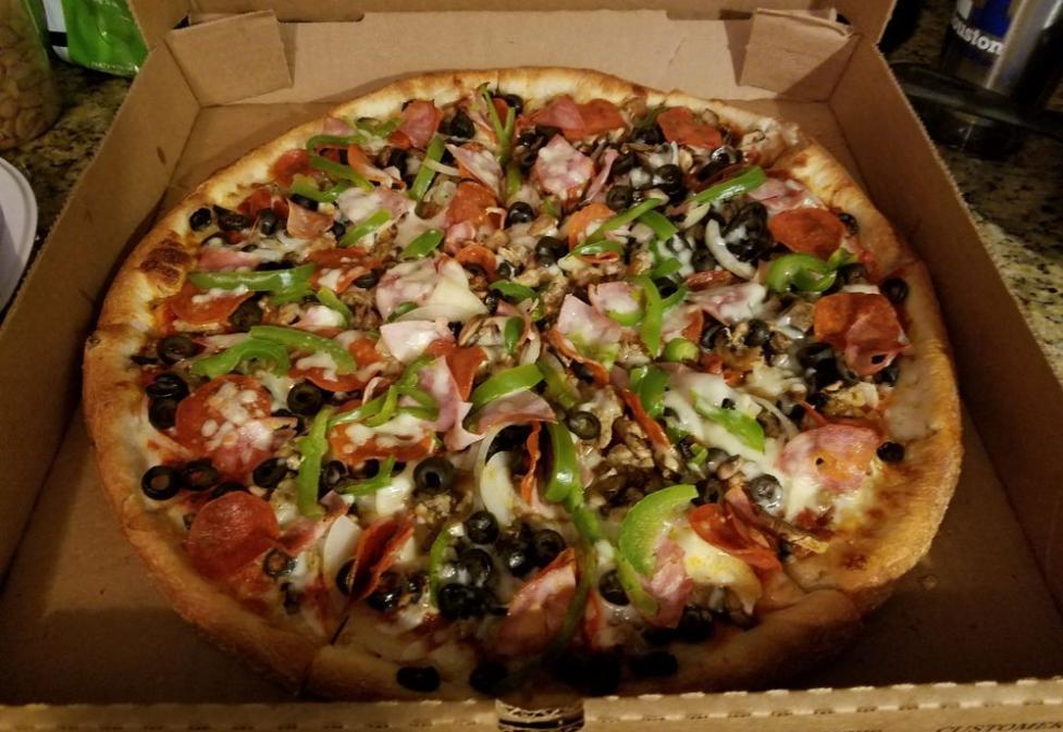 Sicilian's Pizza & Pasta