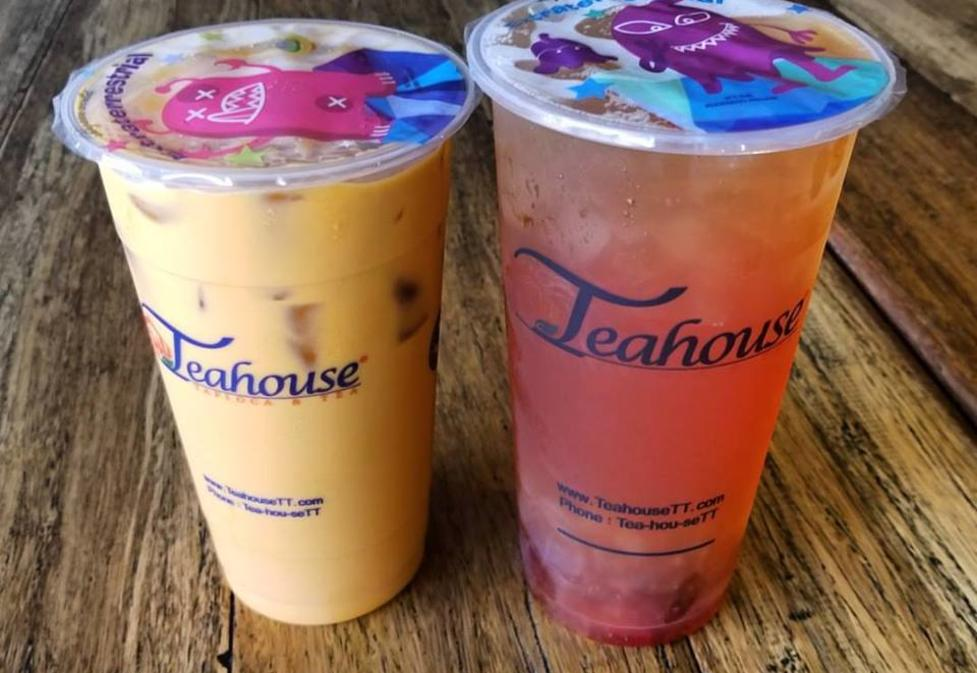 The Teahouse Tapioca & Tea