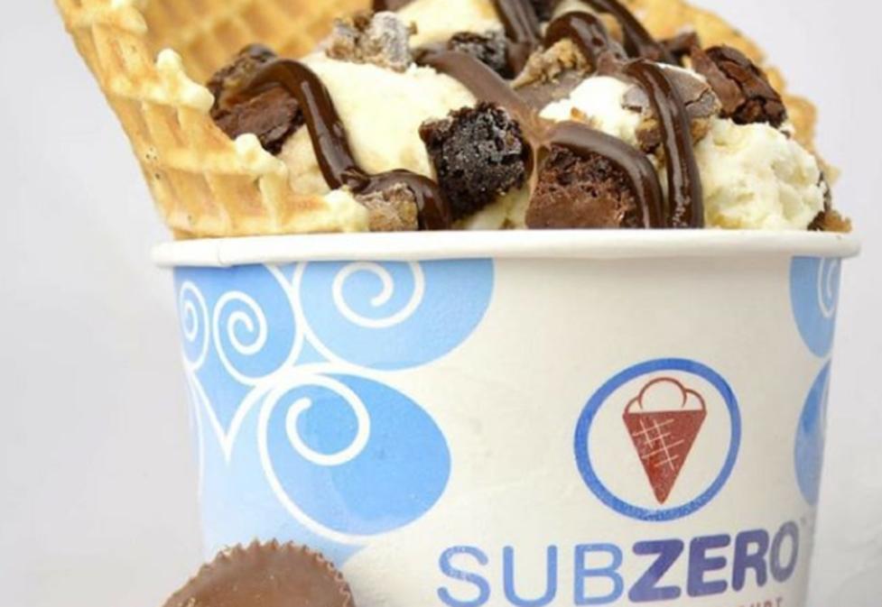 Subzero Ice Cream & Yogurt