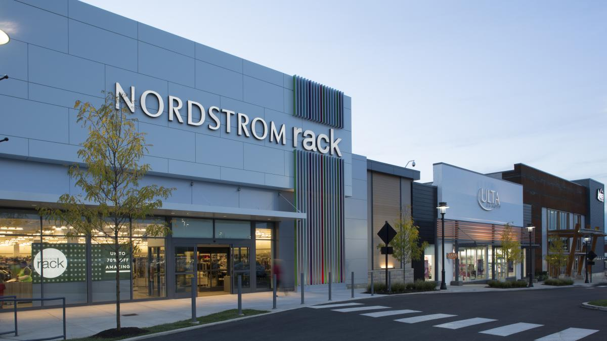 King of Prussia Town Center Shopping