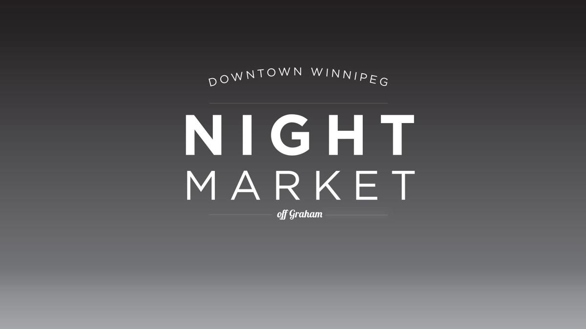 Downtown Winnipeg BIZ night market