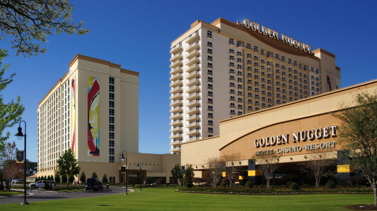 Rush Tower | Golden Nugget Lake Charles