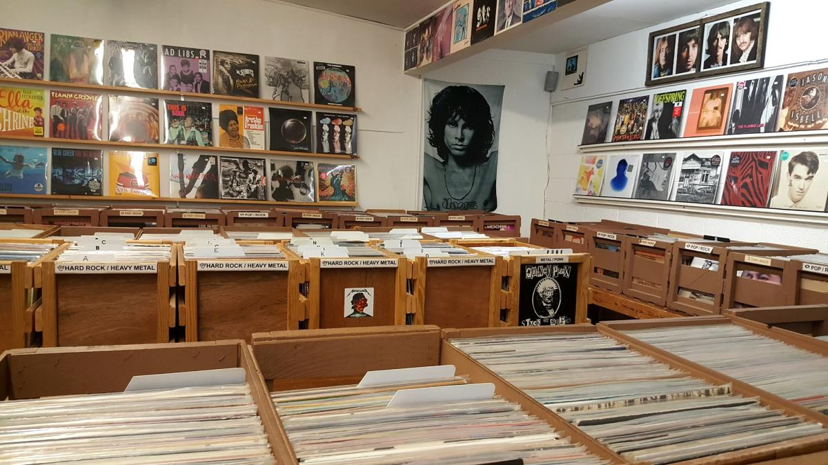 Basement Records