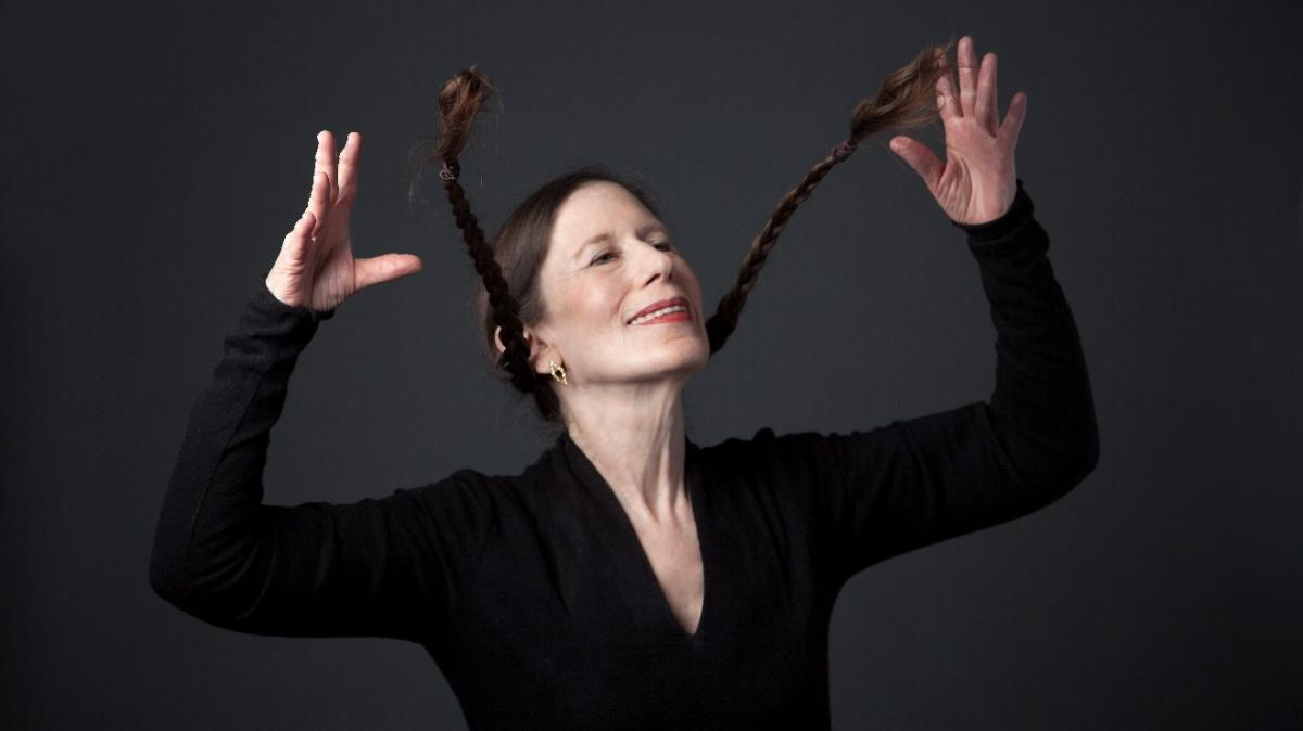 Meredith Monk by Christine Alicino, courtesy Big Ears