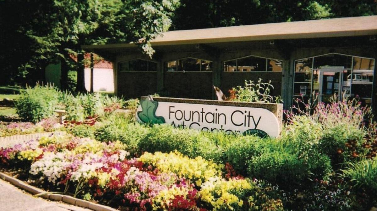 Fountain City Art Center Front Sign