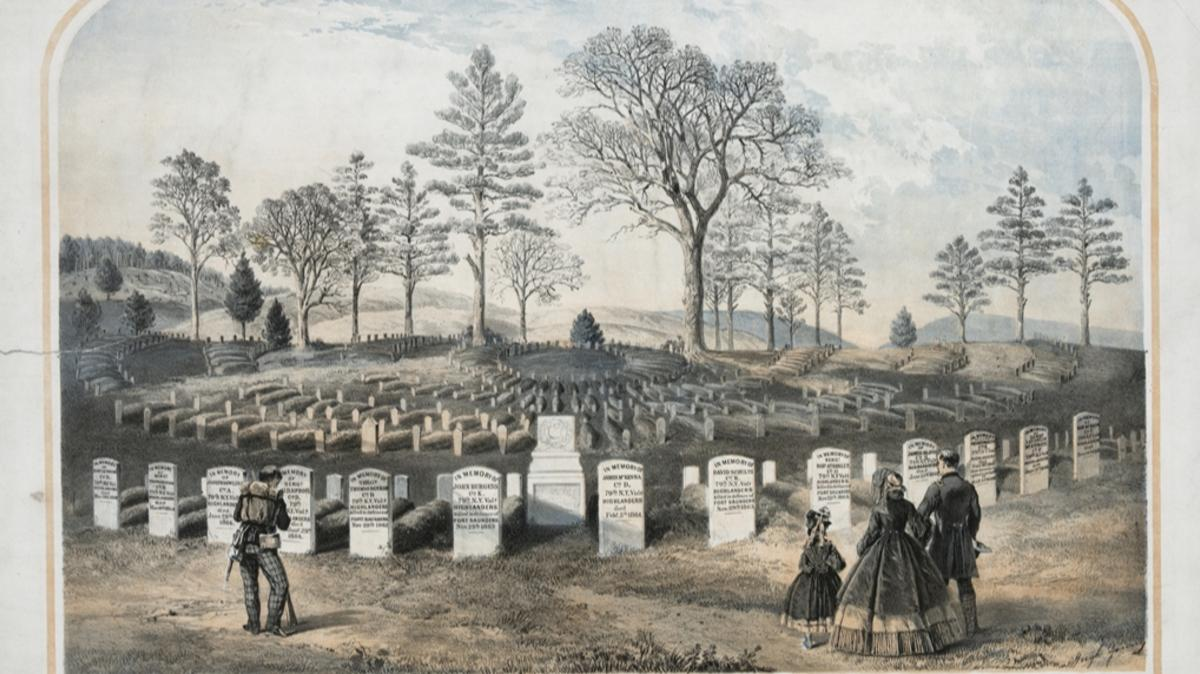 Graves of the Highlanders