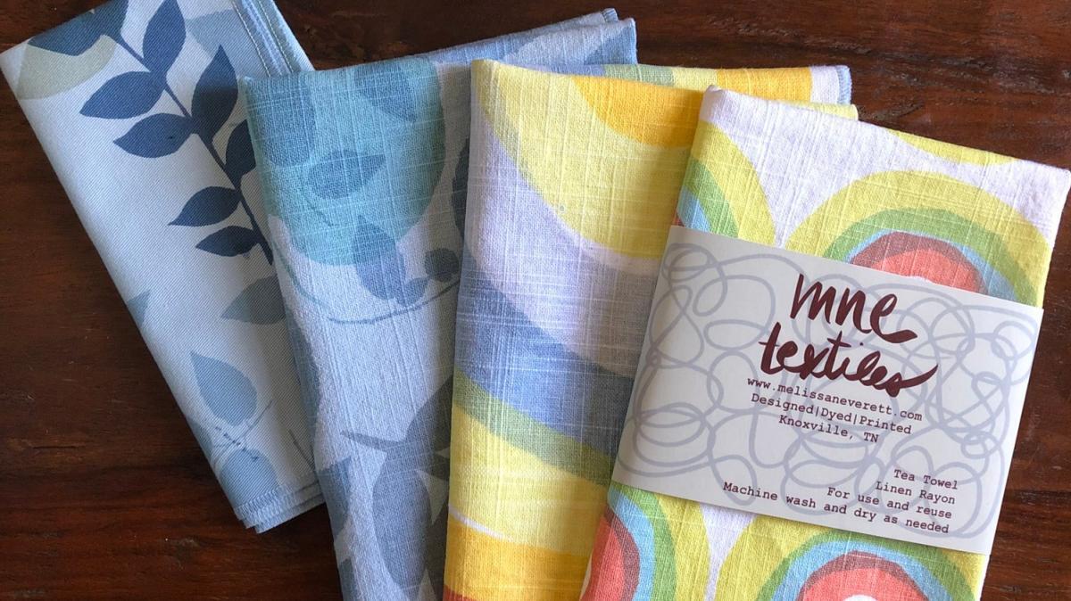 Melissa Everett Textiles