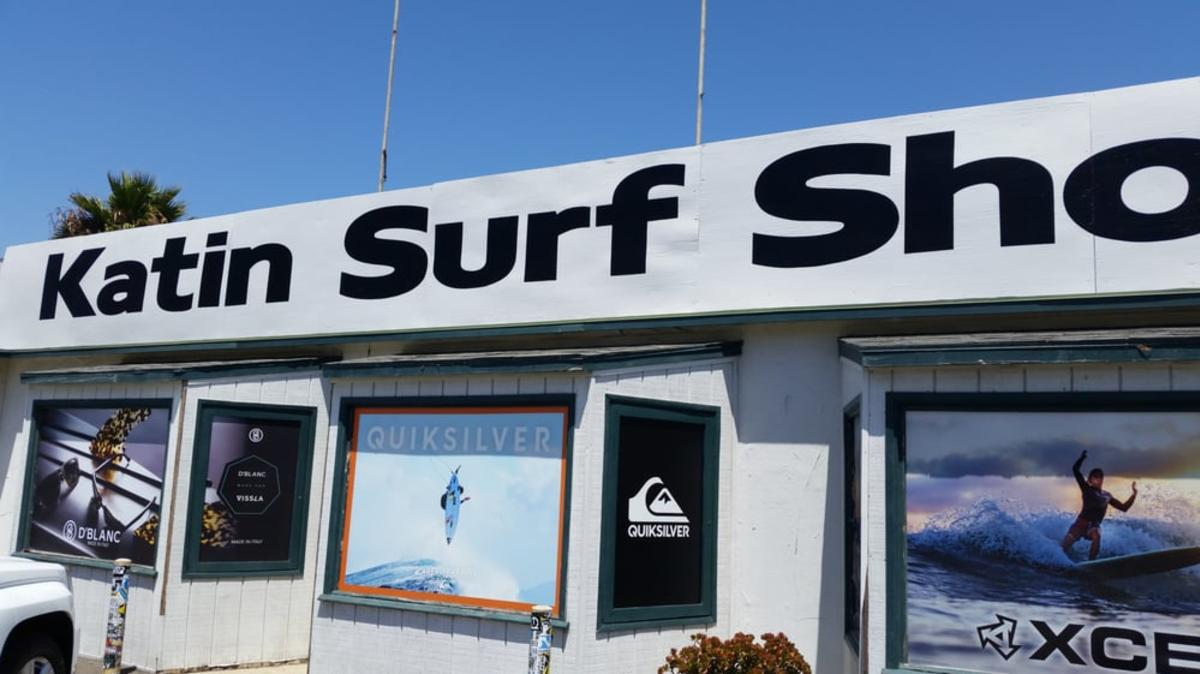 Katin Surf Shop in Sunset Beach