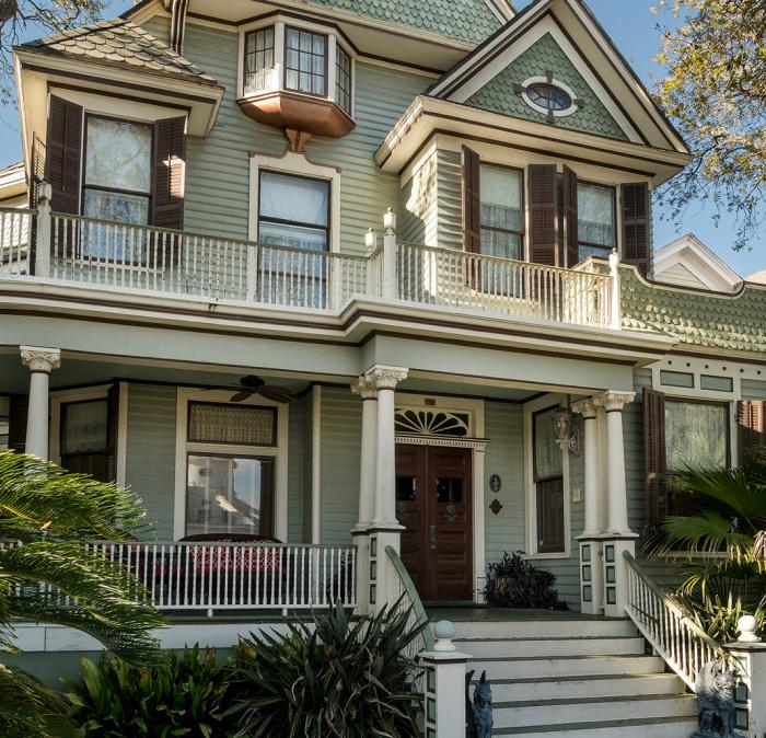 Galveston Historic Home Tours