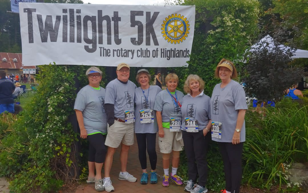 Highlands Twilight 5k