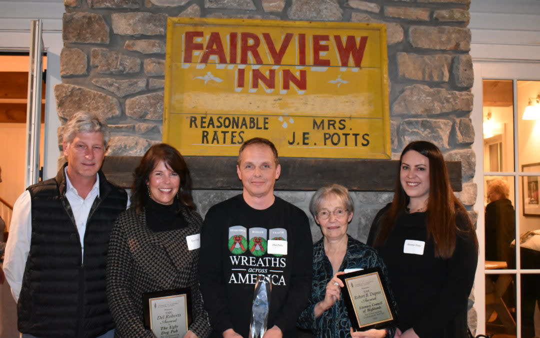 Annual Autumn Ovation at Fairview Inn