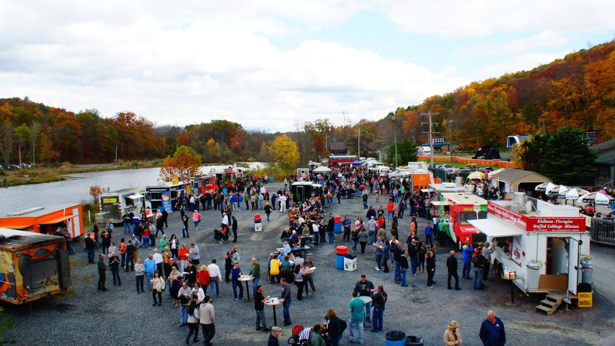Food Truck Festival at Shawnee Mountain