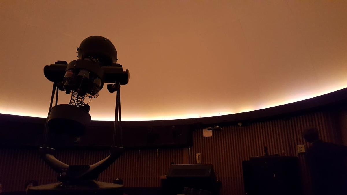 University of Wisconsin Stevens Point Planetarium