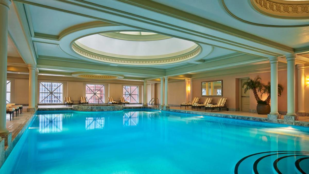 Four Seasons Hotel Chicago Spa and Fitness Centre
