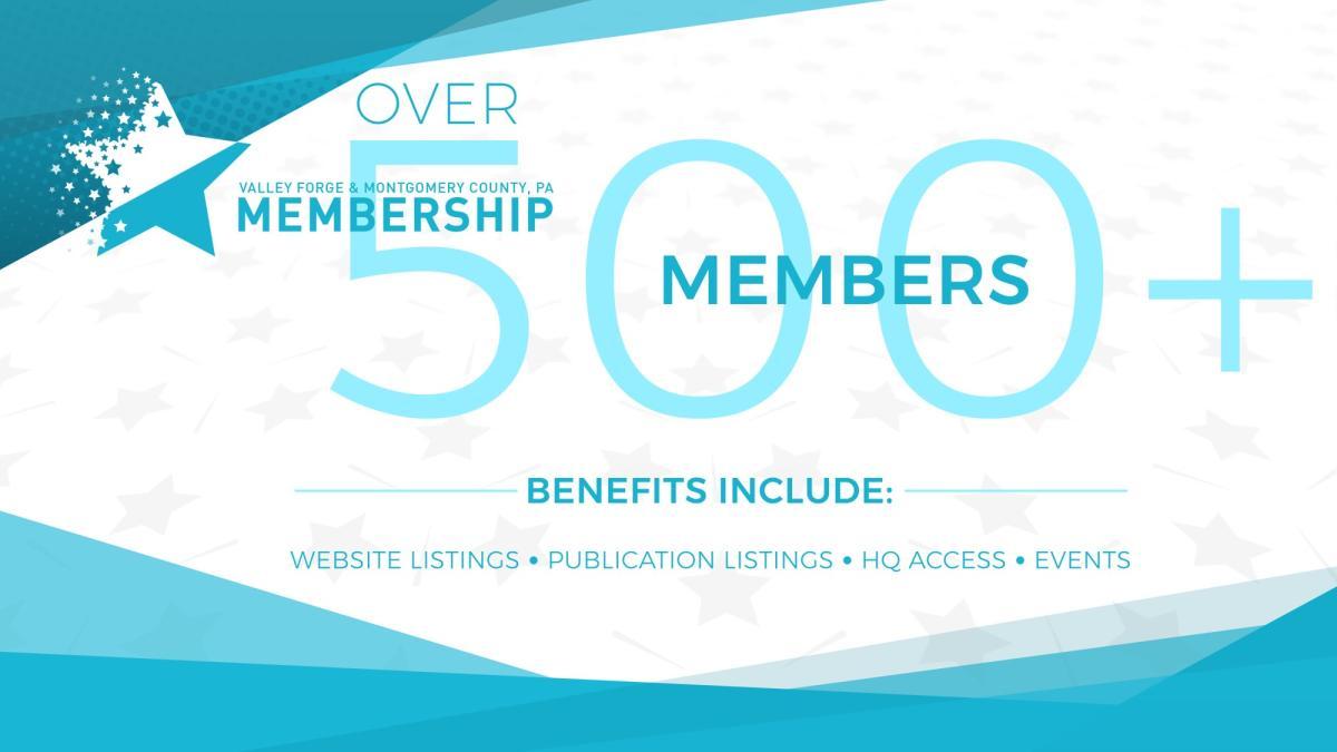 500 Members