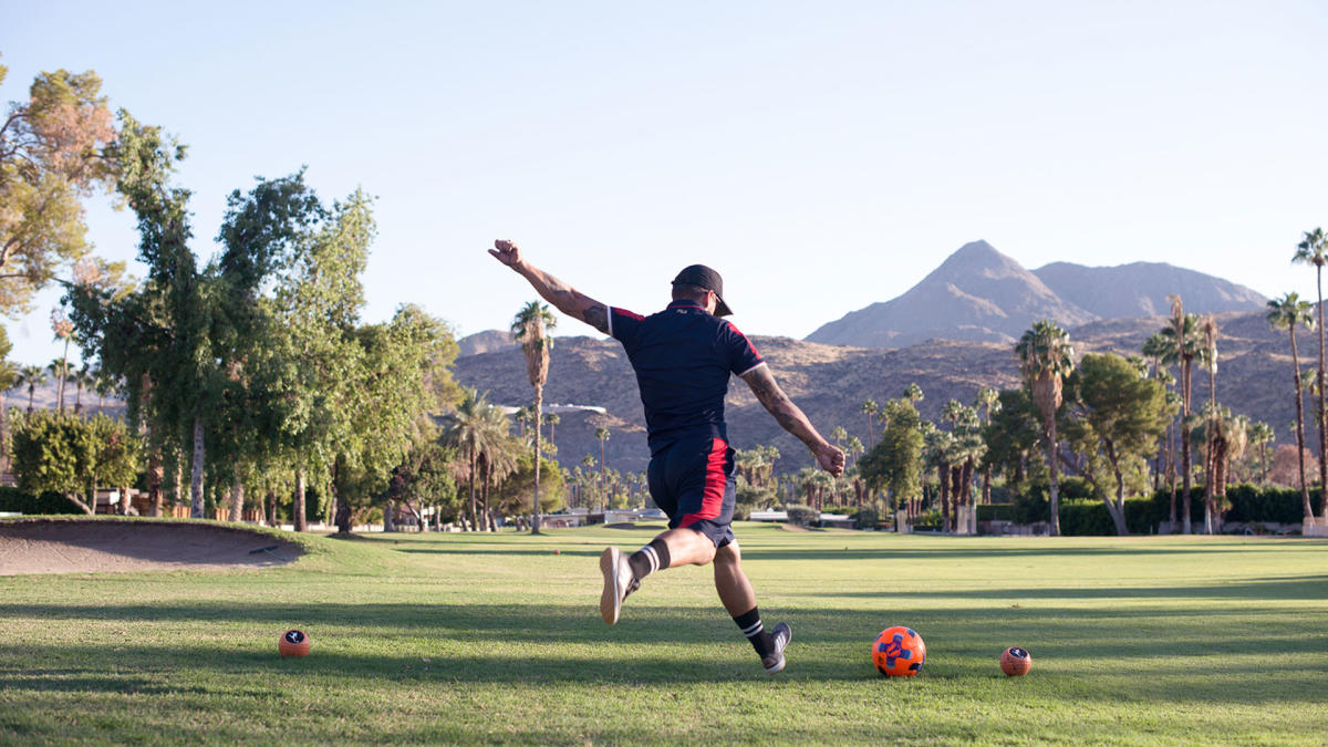unique family activities footgolf