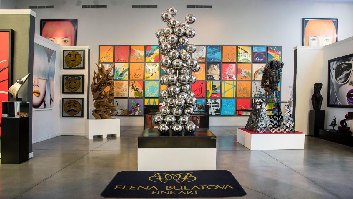Elena Bulatova Fine Art