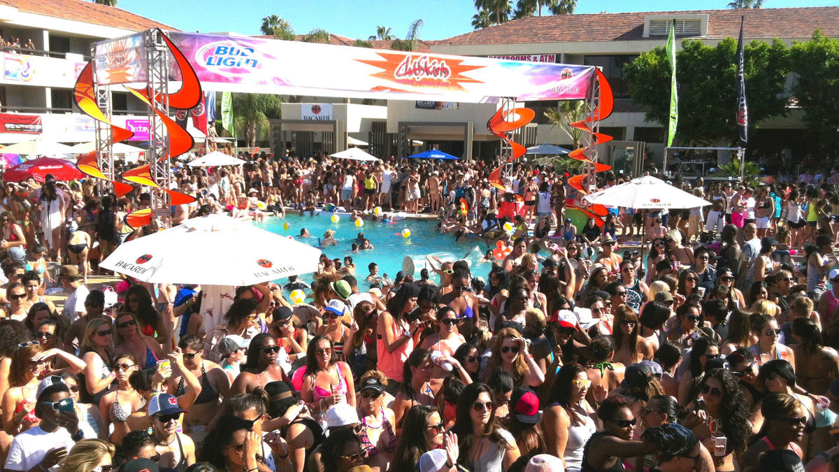Dinah Pool Party