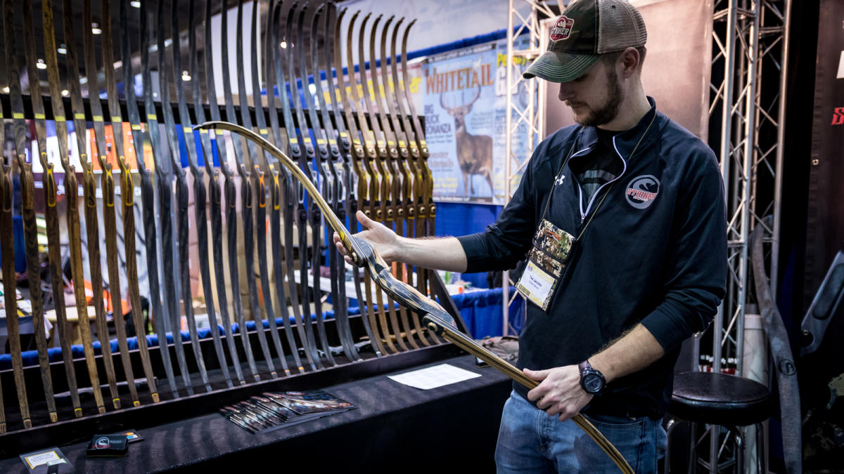 2018 Great American Outdoor Show - Custom Bow