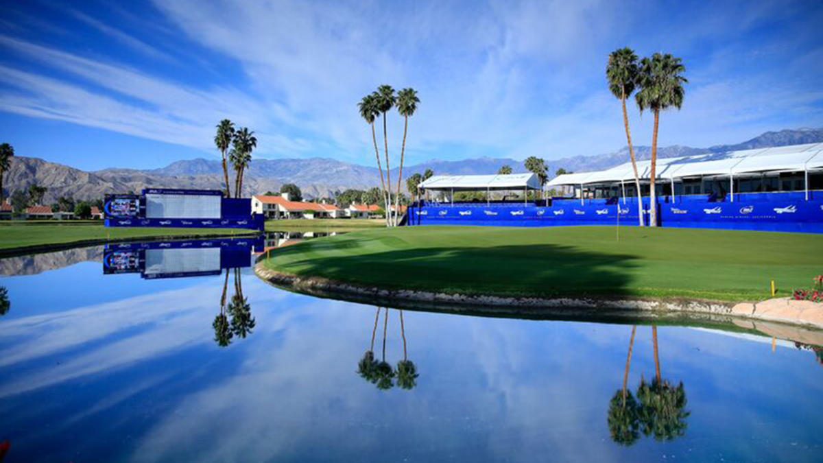 ANA Inspiration - Dinah Course