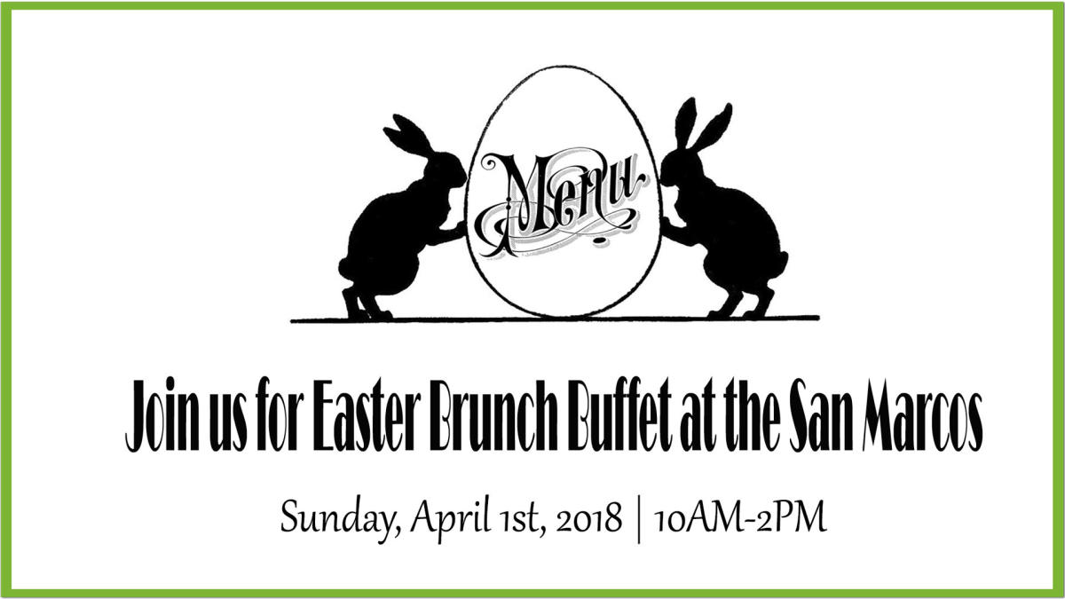 Easter Brunch at Crowne Plaza Phoenix Chandler Golf Resort 2