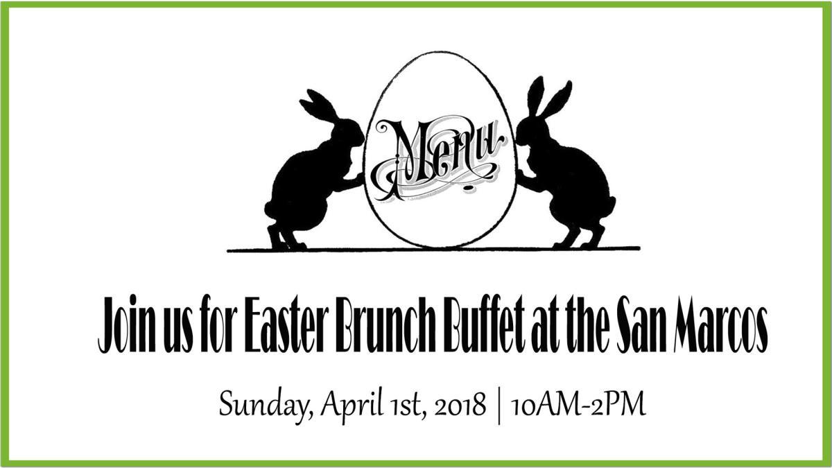 Easter Brunch at Crowne Plaza Phoenix Chandler Golf Resort 2