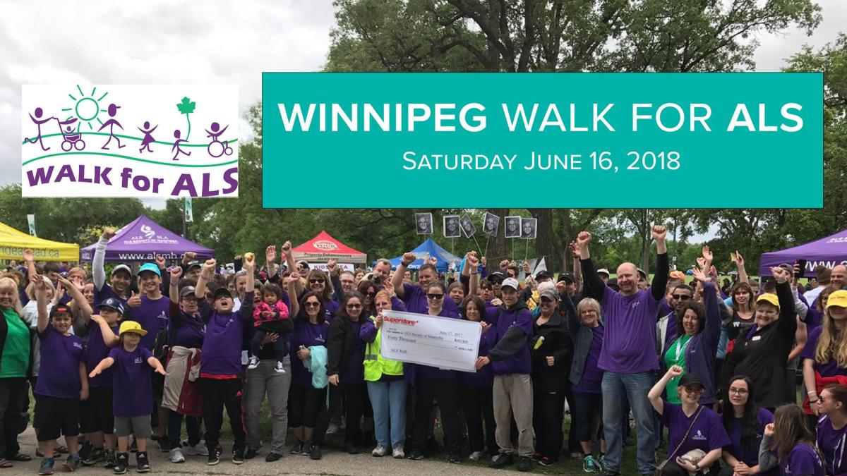 ALS Society of Manitoba WALk