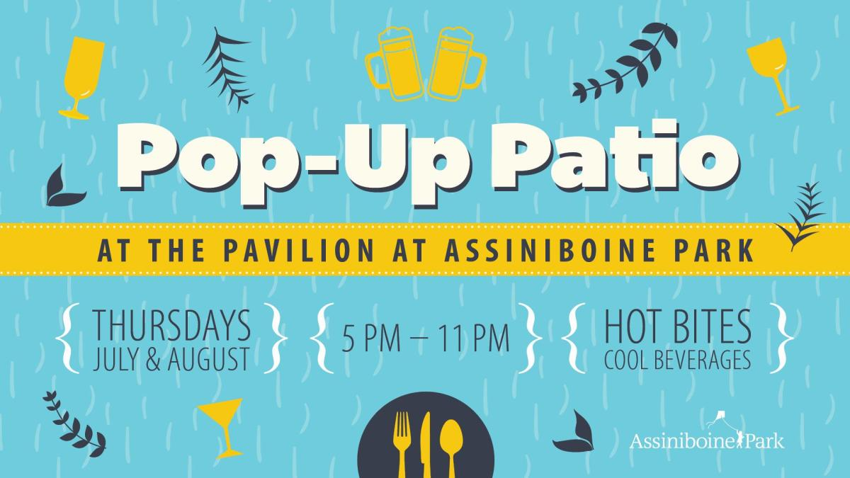 Assiniboine Park Pop-Up Patio
