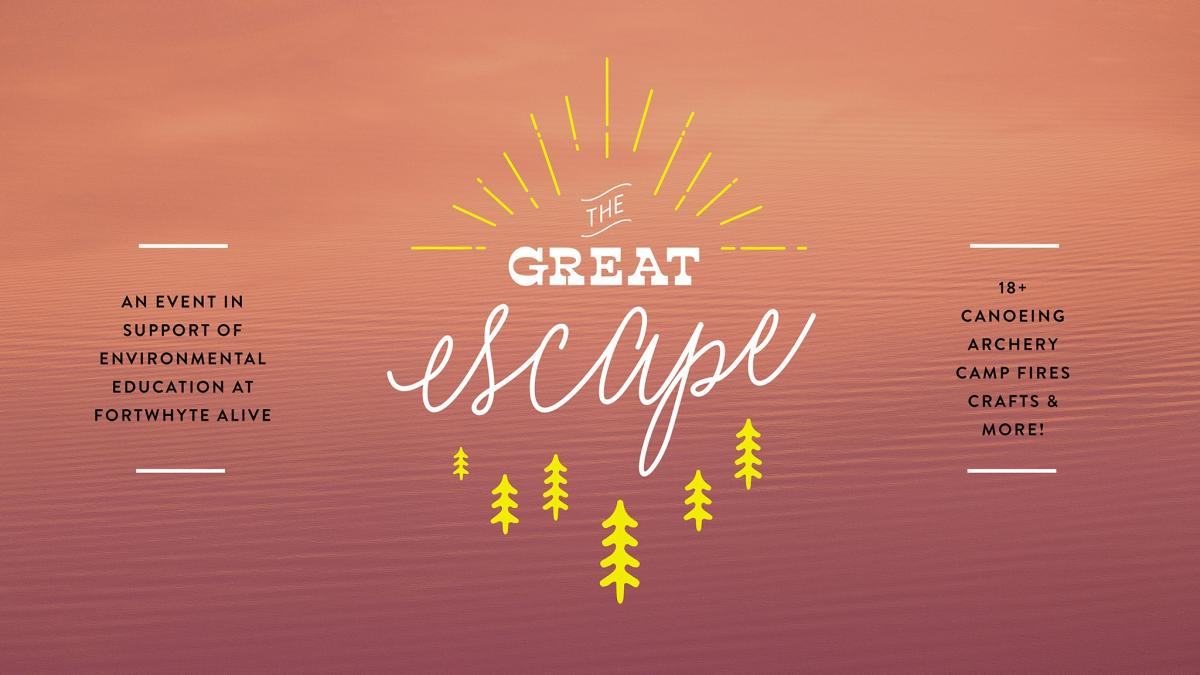 FortWhyte great escape
