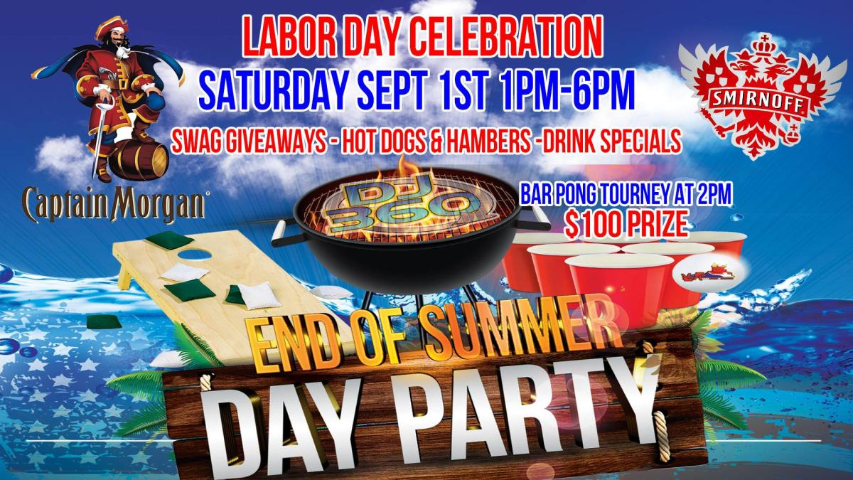 End of Summer Labor Day Party