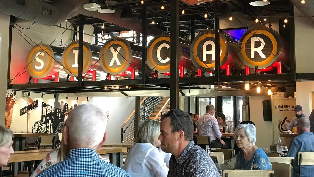 Six Car Pub & Brewery