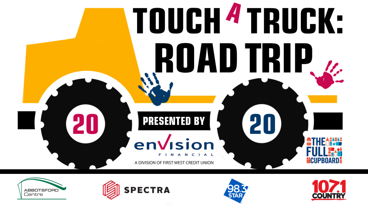Touch a Truck: Road Trip