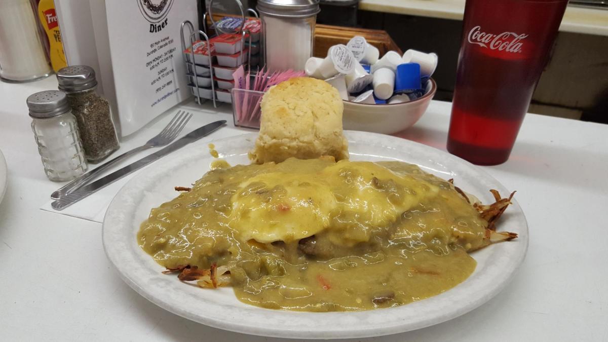 Durango Diner Breakfast