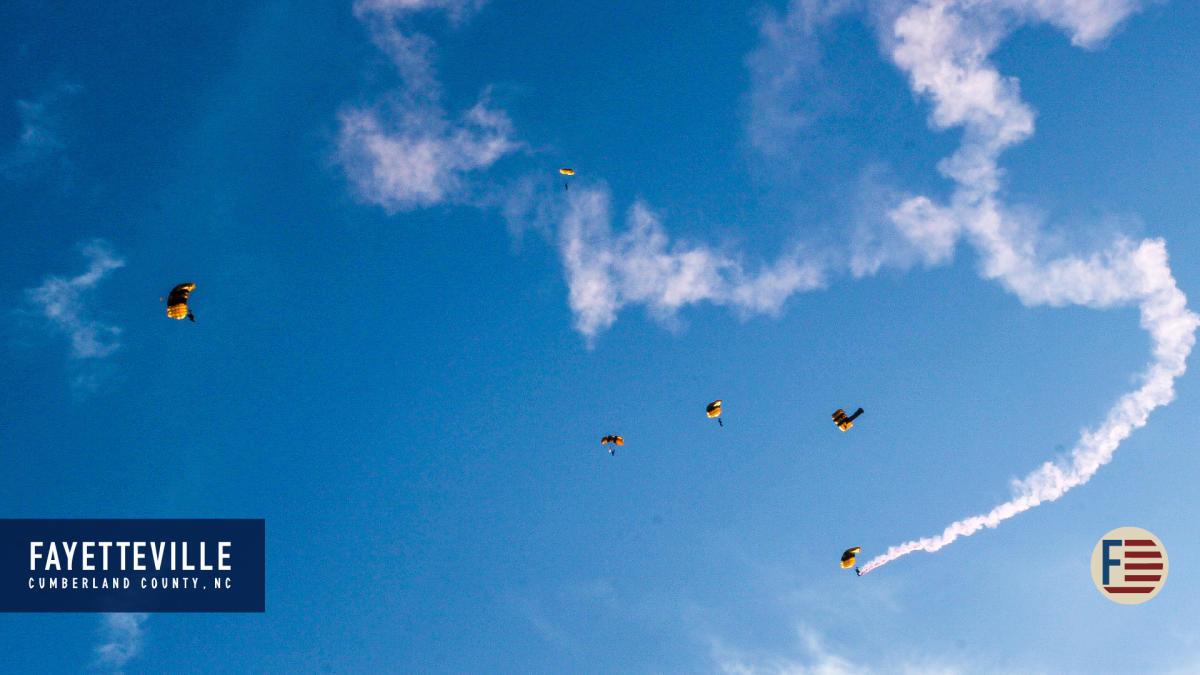 Zoom - Parachutes