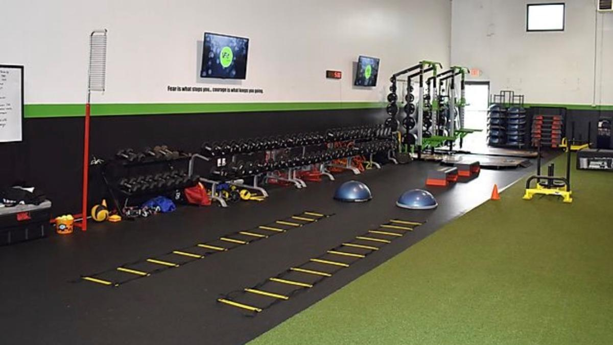 Inside View of VFit Academy