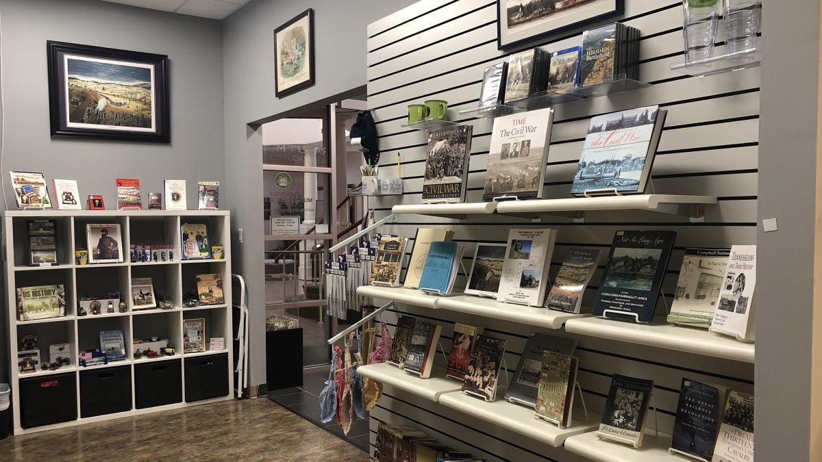 Farragut Museum Gift Shop