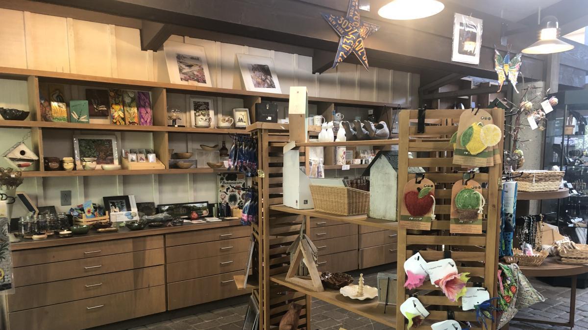 Ijams Gift Shop