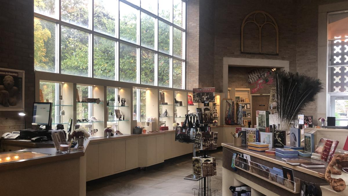 McClung Museum Gift Shop