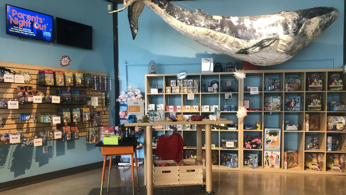 The Muse Gift Shop