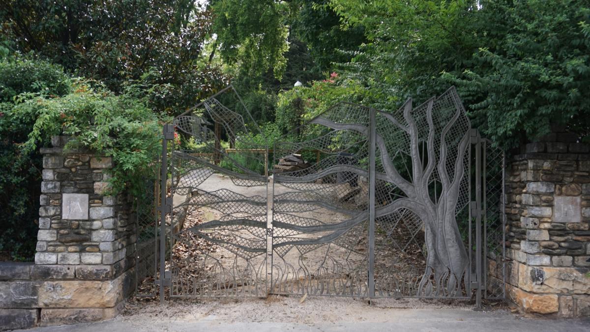 James Agee Park Entrance