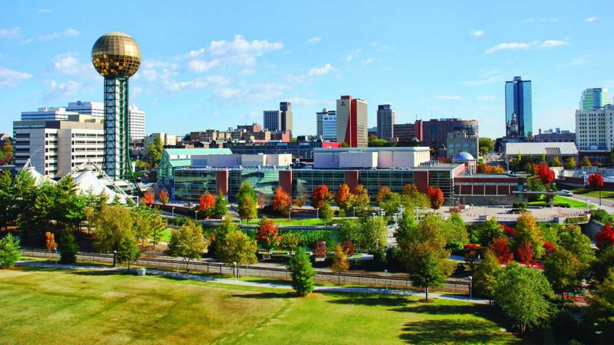 Downtown Knoxville Skyline