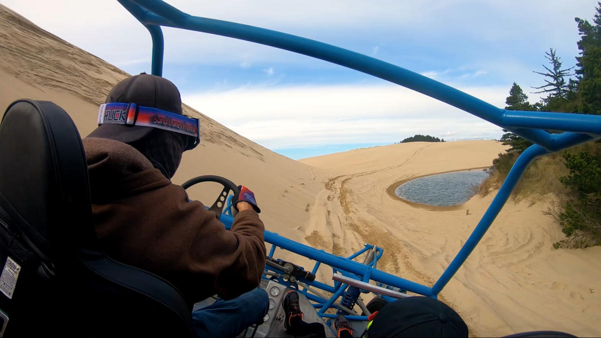 Dunes Riding by Eugene, Cascades & Coast