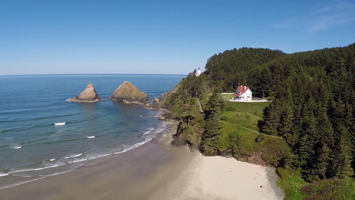 Heceta Head Lighthouse and B&B