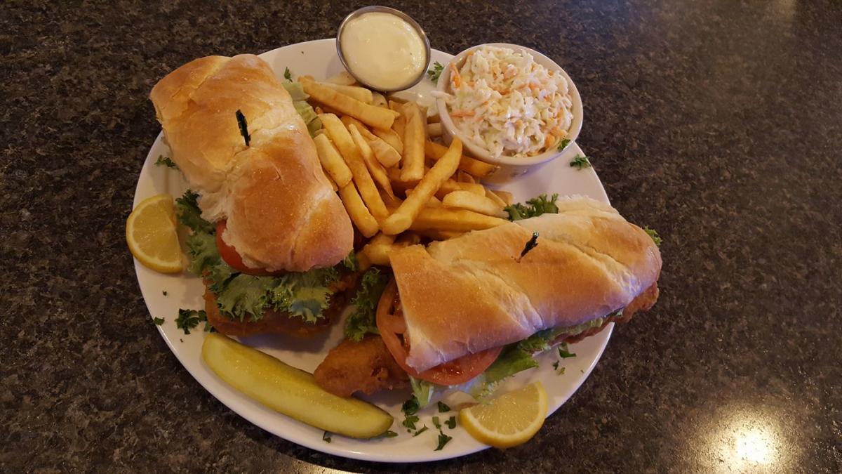 Oakhurst Grille Fish Sandwich
