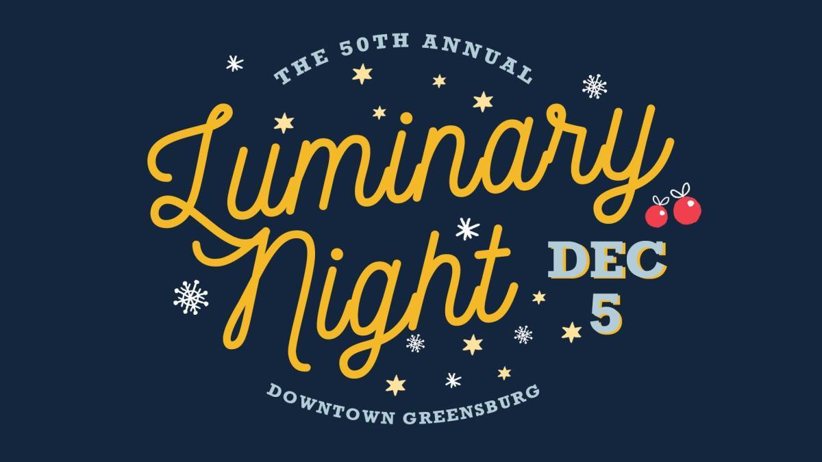 Greensburg Luminary Night