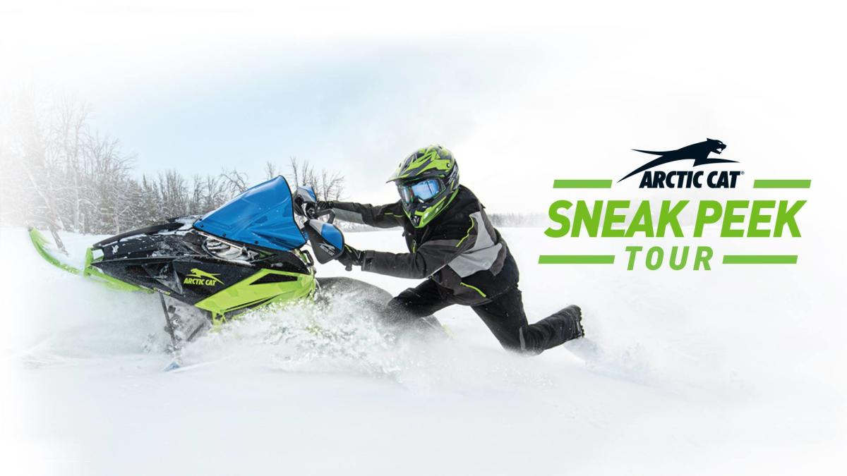 Arctic Cat sneak peek